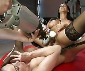 Pussy Fucking Machine Videos